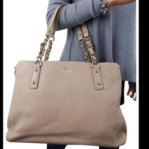 Kate Spade Cobble Hill Andee Soft Beige  Tote